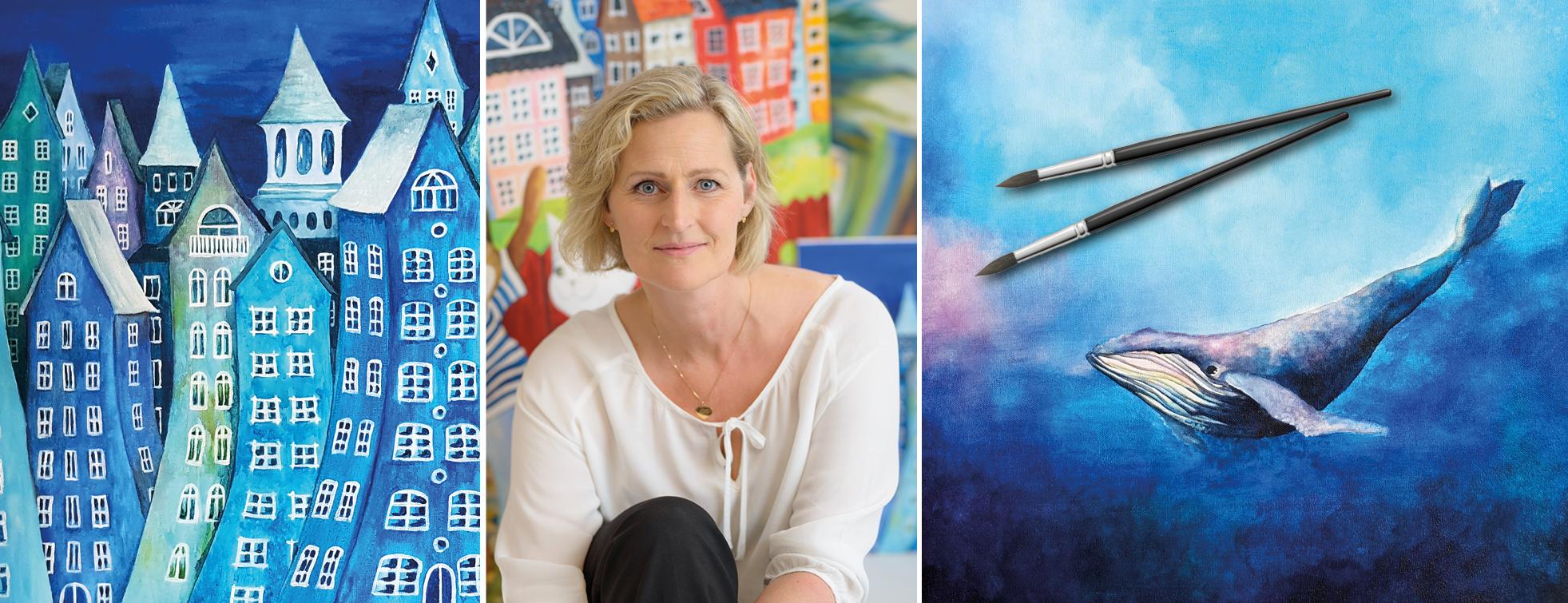 Pia Bergvall Lundén Konstnär & Designer