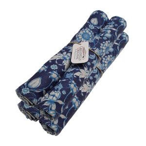 Bordstabletter med vackert mönster i tyg